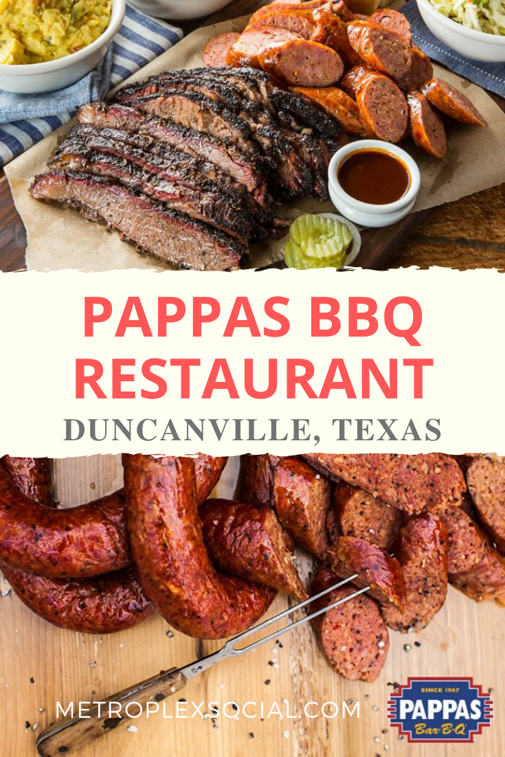 Pappas Bar B Q Has Arrived In Duncanville And I M On My Way Barbecue Restaurant Bbq Restaurant Bbq