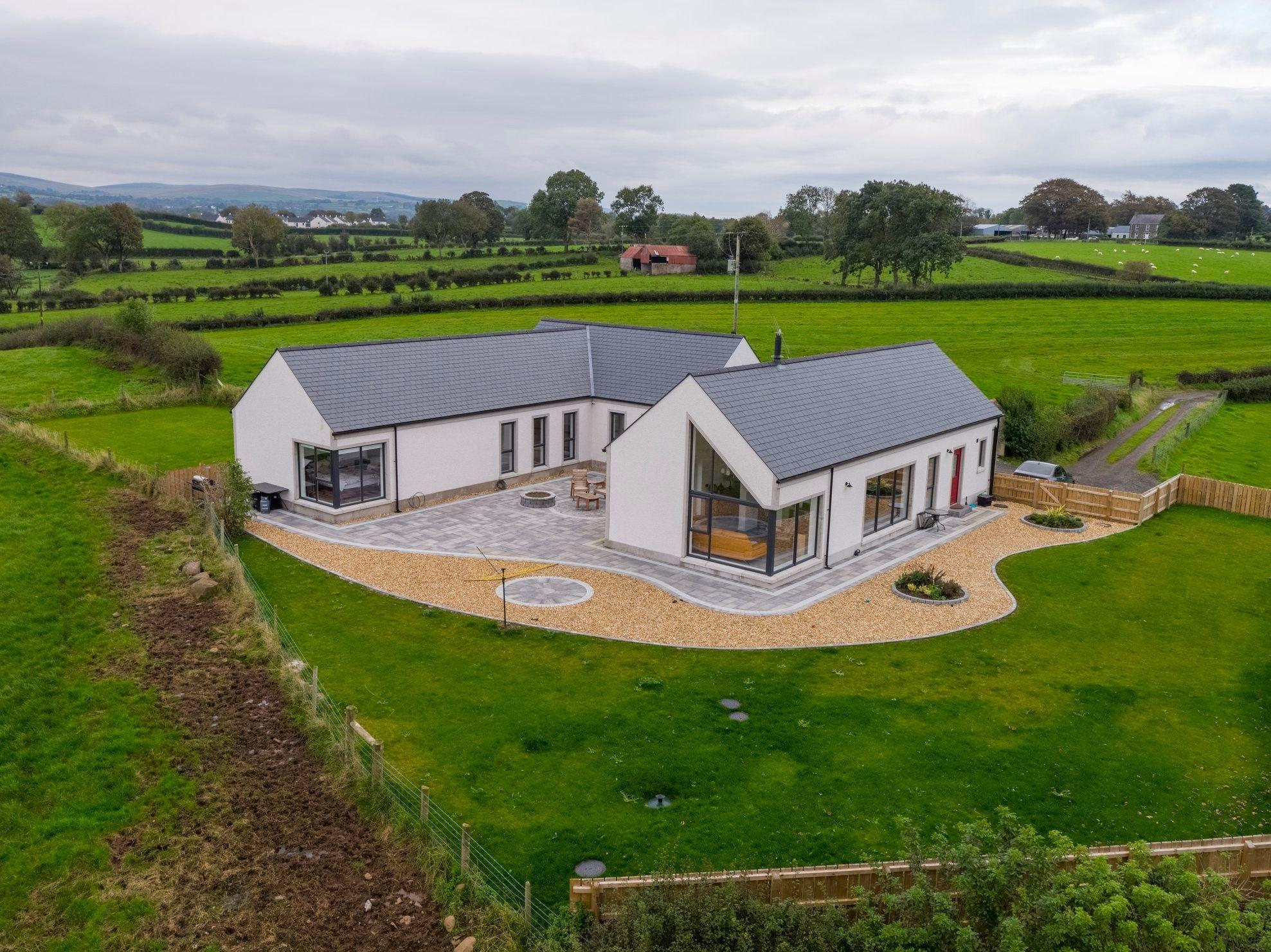 Caherty House Slemish Design Studio Architects House Designs Ireland Bungalow House Design House Outside Design