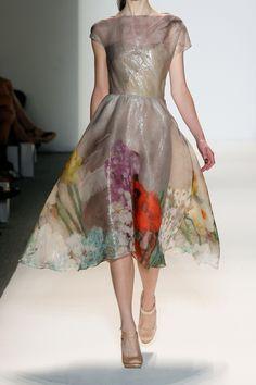Organza Dresses
