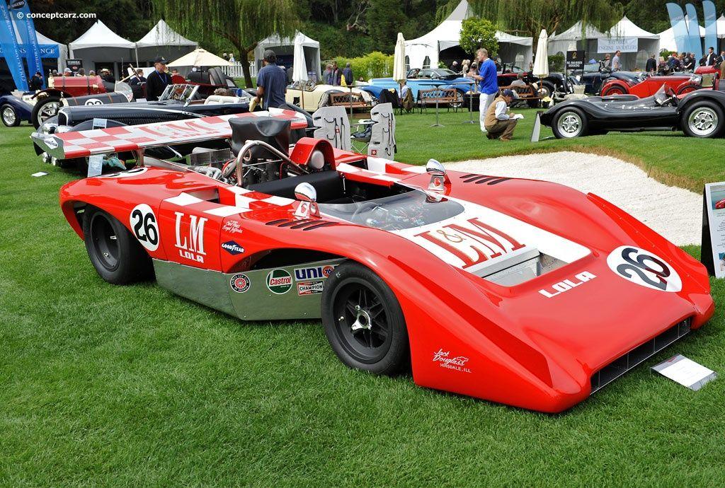 1970 Lola T220, Peter Revson's car. Sports car racing