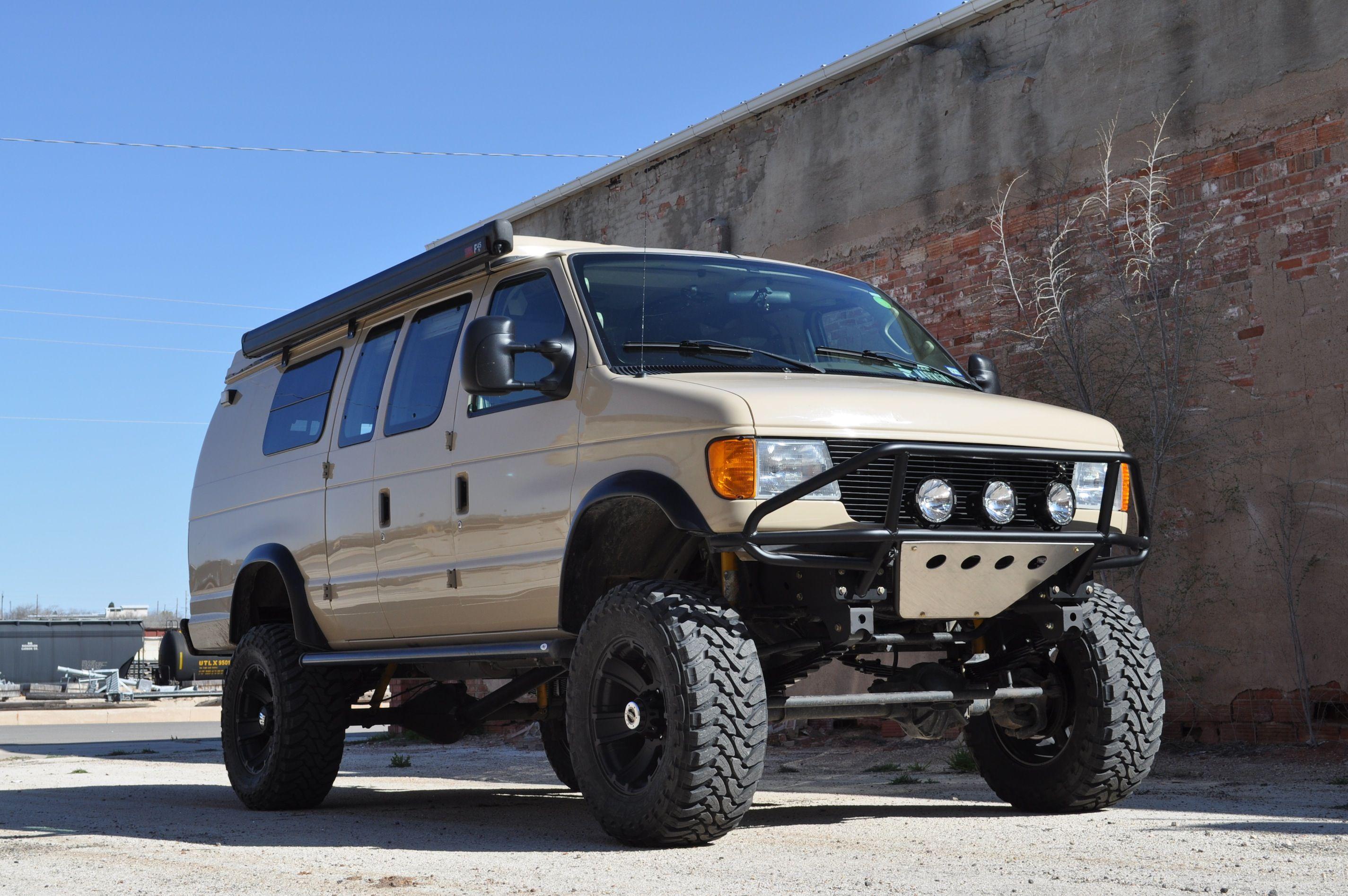 Diesel Forum Thedieselstop Com 4x4 Van Sportsmobile Ford Van