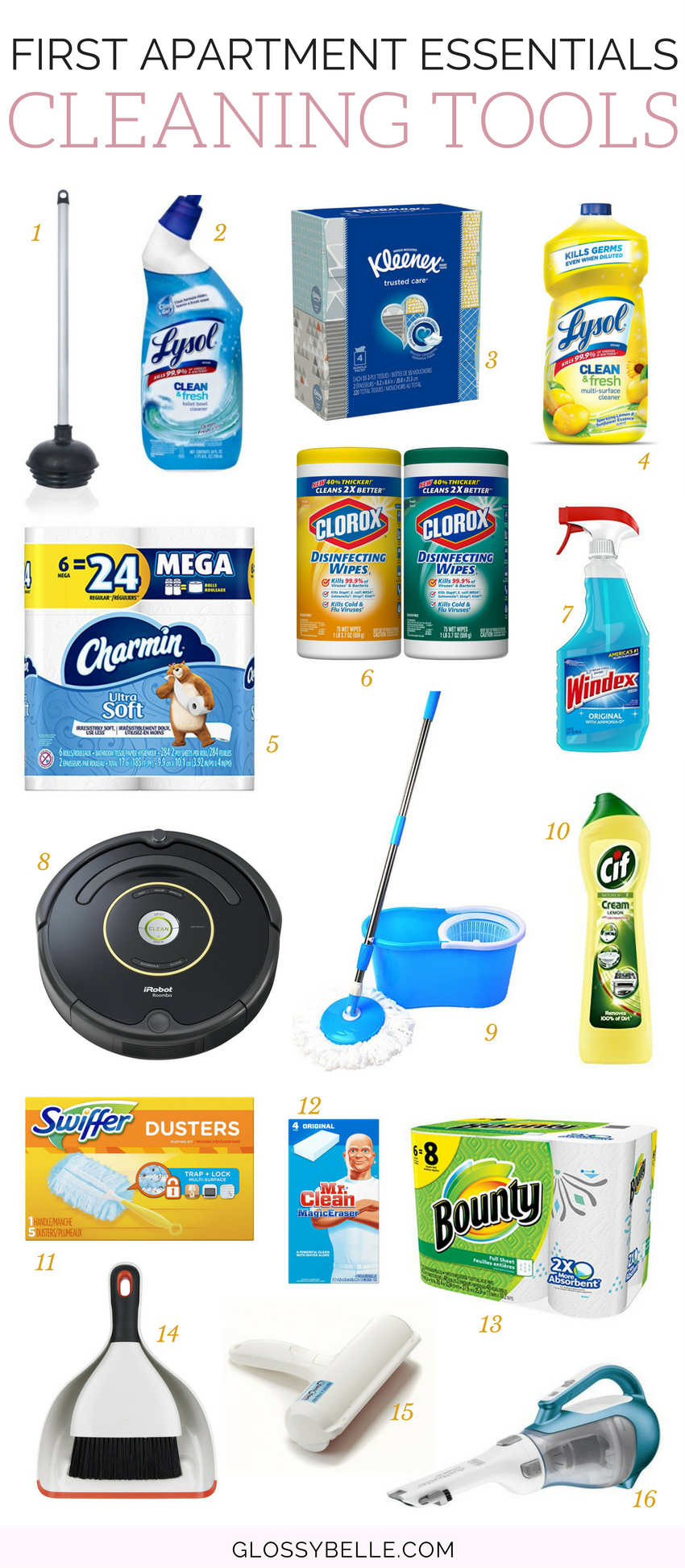 The Ultimate Guide First Apartment Essentials If You Re About To Move Out Into Your Here Are Most Important Cleaning
