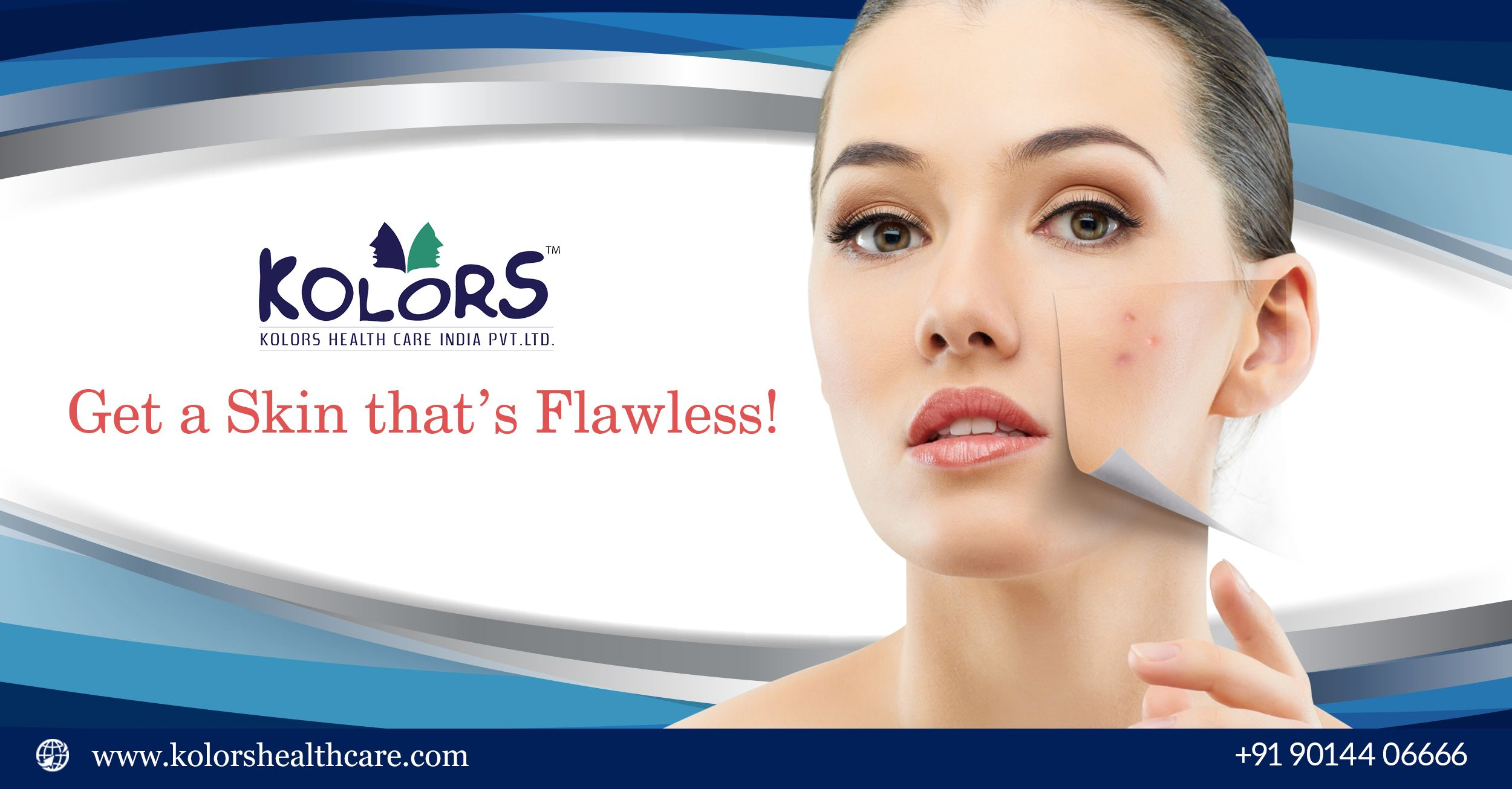 Now, it's easy to eliminate darkspots and dullskin with