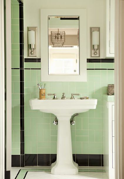 With old-school swagger and irresistible glitz, art deco design ...