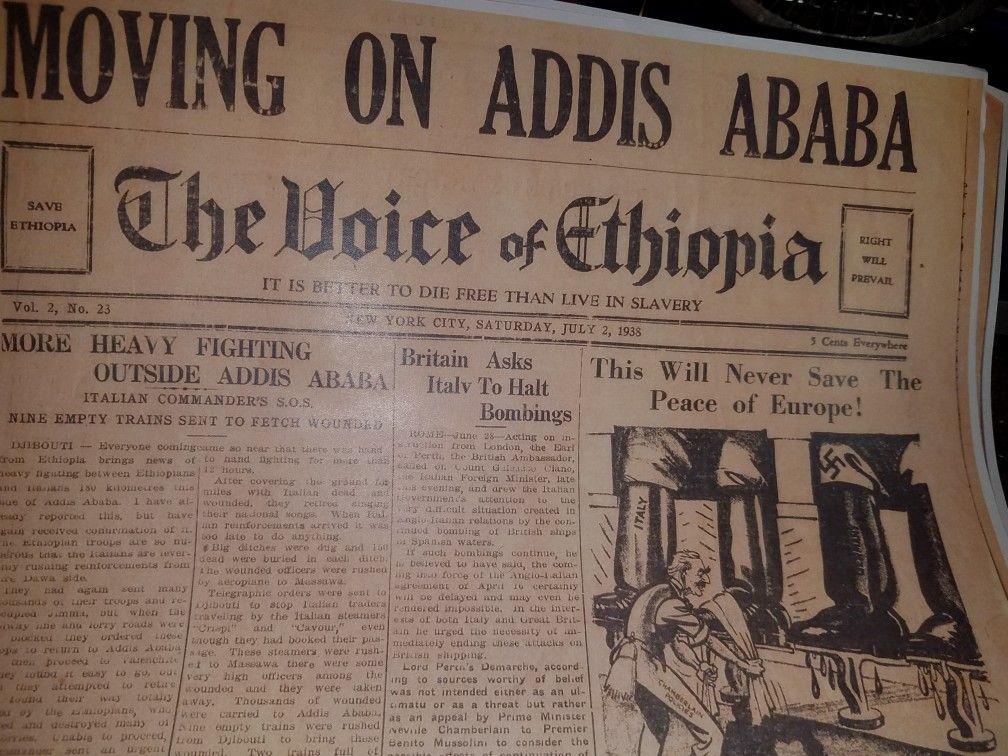 The Voice of Ethiopia newspaper | Ethiopia, Addis ababa, Secret boards