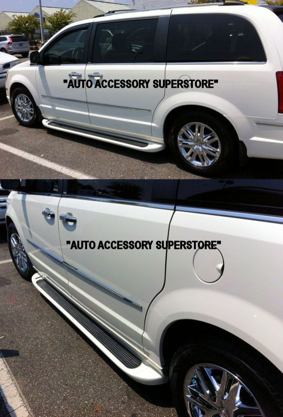 08 19 Dodge Grand Caravan Lwb With Stow N Go Seats Running Boards Chrysler Town And Country Chrysler Town And Country
