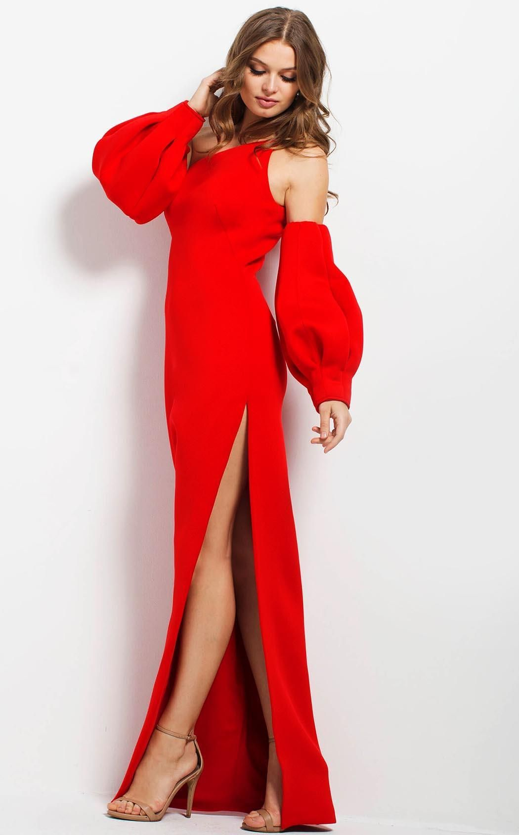 277addd3437f1 Jovani 58511 in 2019 | Gowns | Evening dresses with sleeves, Dresses ...