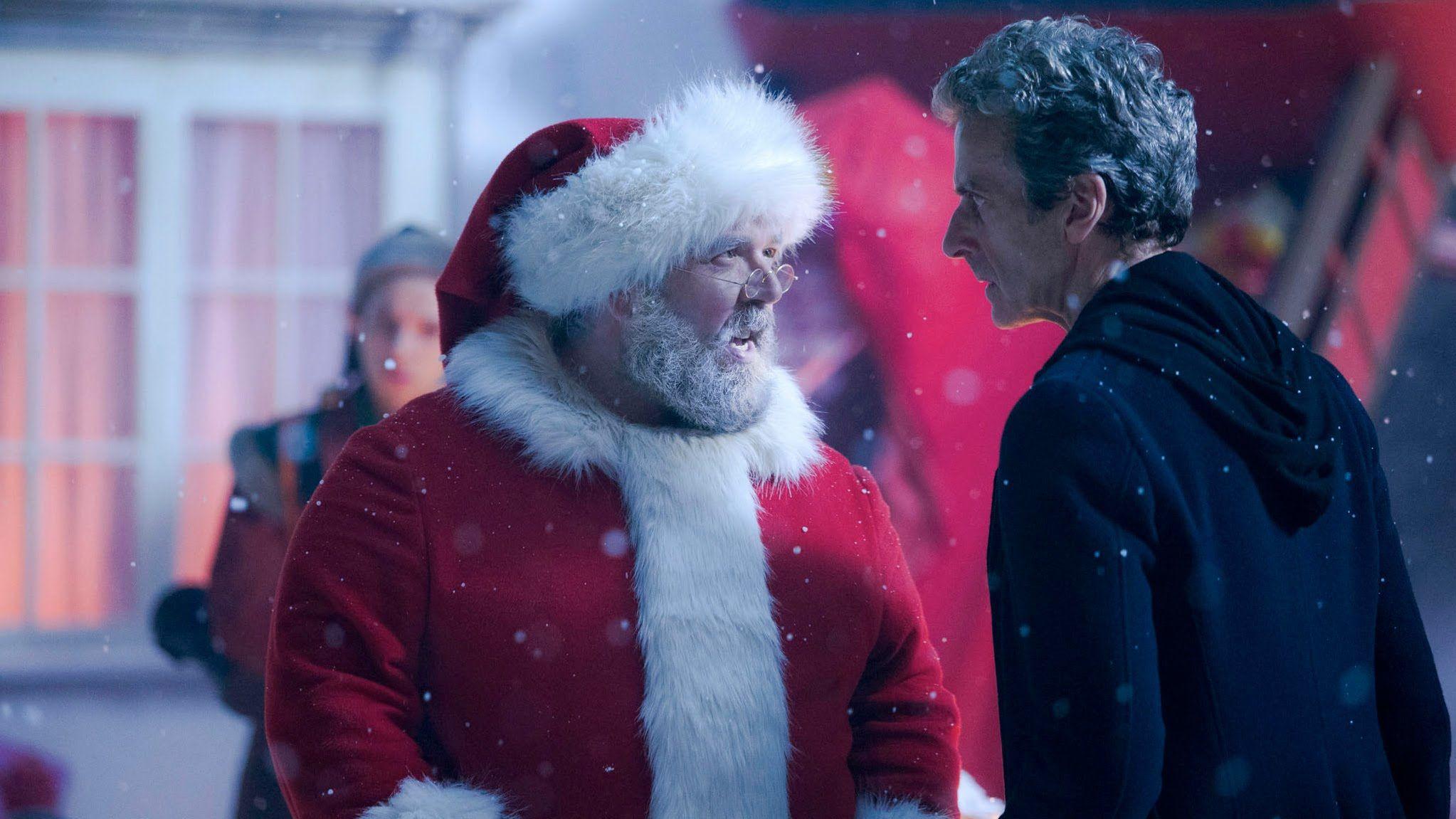 Novo trailer do especial de natal do seriado Doctor Who   Nerd Pride ...