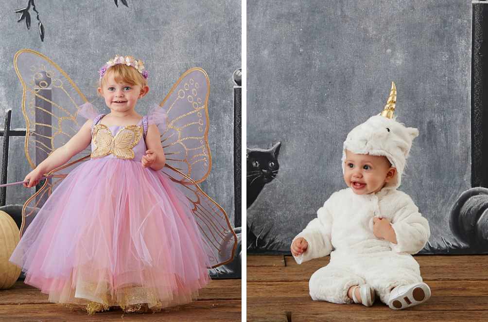The cutest coordinated kids halloween costume ideas costumes fairy costume and unicorn costume solutioingenieria Image collections