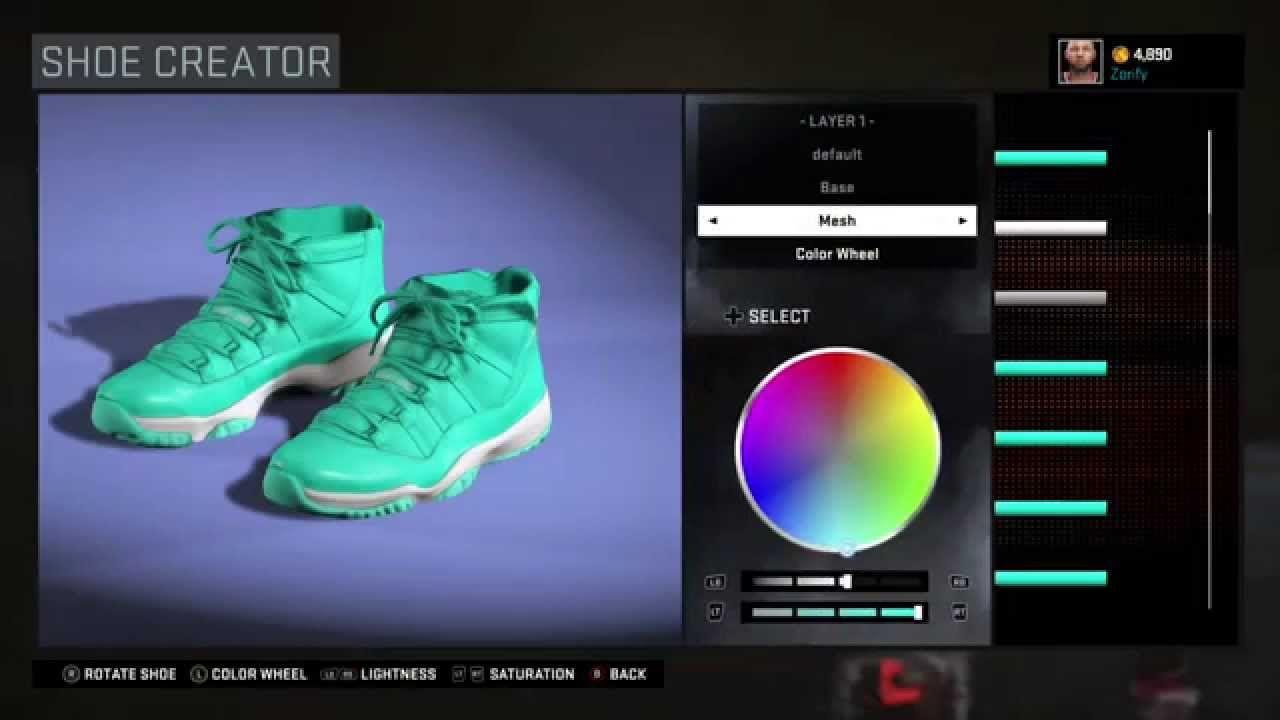 jordan shoe creator