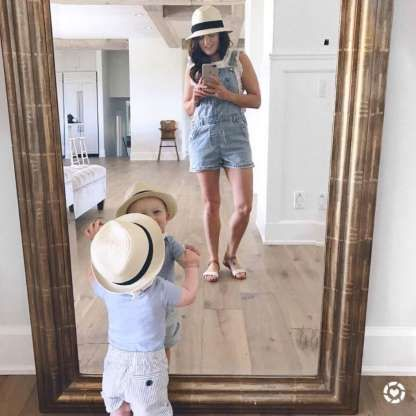 Celebs at Home: Scott Disick and Son Reign Snuggle on the Couch, Josh Altman Posts Baby News From Bed and More images