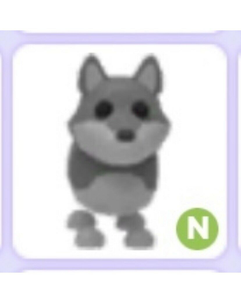 Adopt Me Neon Wolf Pet Adoption Pet Adoption Party Pets Drawing