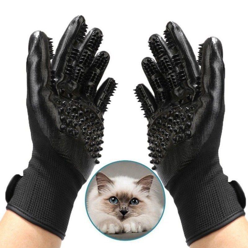 Best Pet Shedding Grooming Gloves Pet shed, Horse