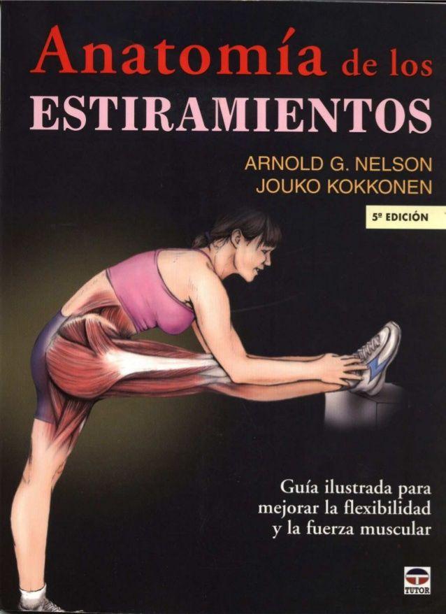 Libros en PDF de Kinesiología y Fisioterapia: Anatomía de los ...