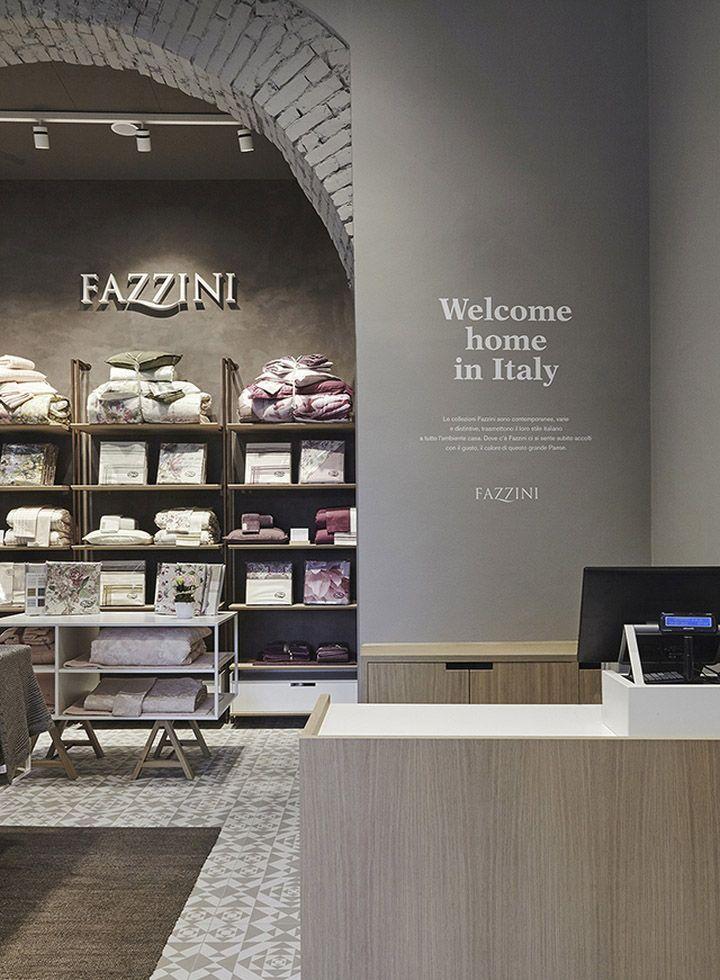 Fazzini Store by Hangar Design Group, Milan – Italy » Retail Design ...