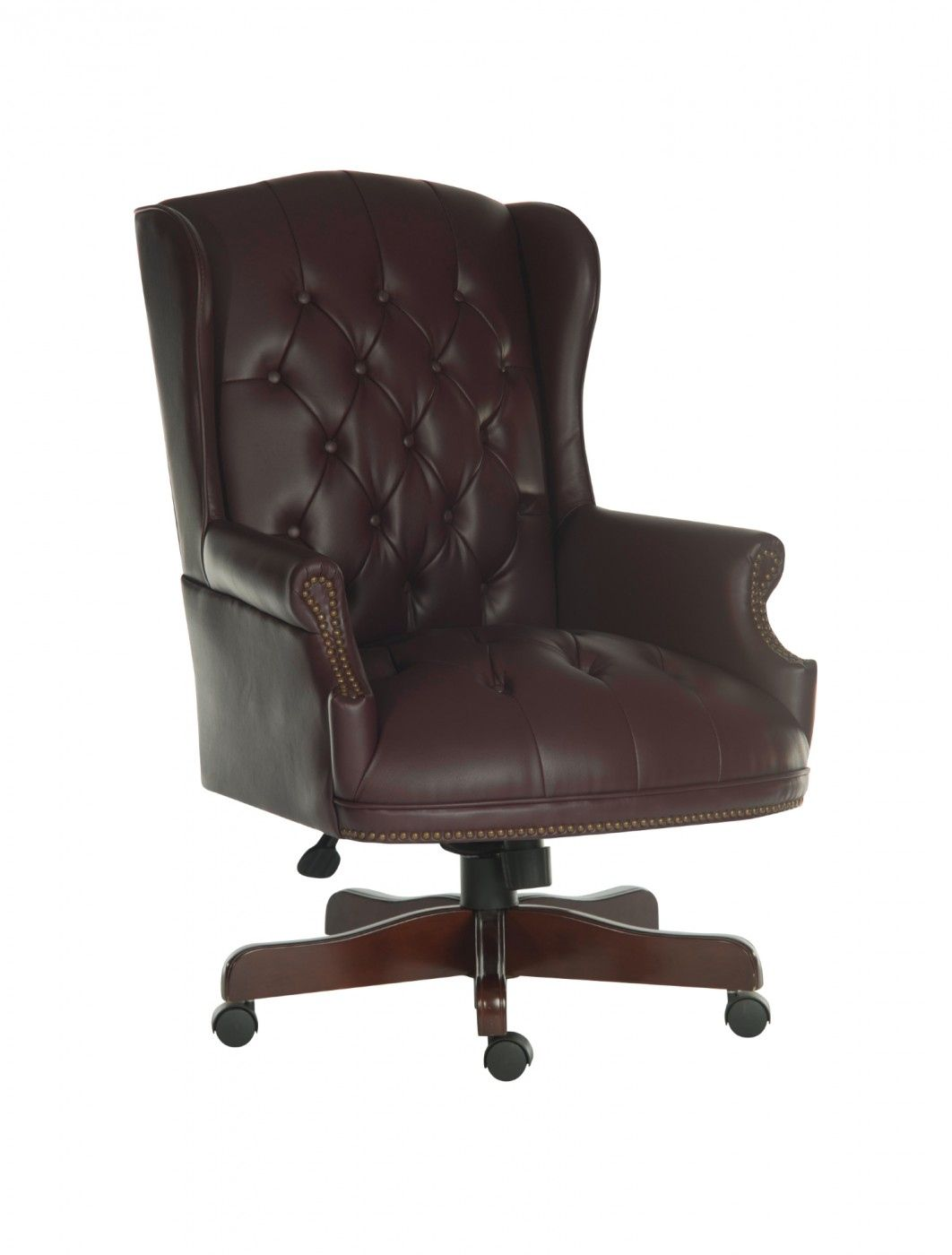 tufted leather executive office chair black 77 high back traditional tufted leather executive office chair home furniture images check