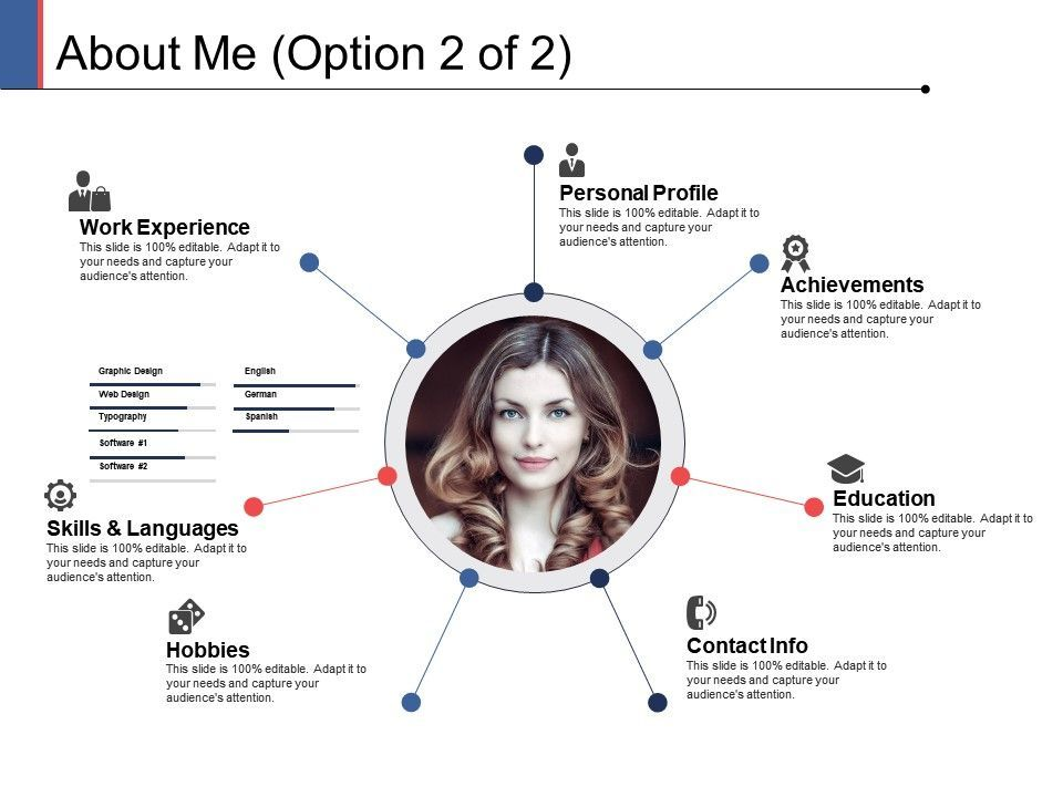 about me personal profile ppt powerpoint presentation