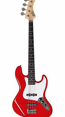 Lindo Guitars Lindo J-BASS Electric Bass Guitar with Soft Carry Case - Red No description (Barcode EAN = 5060244173729). http://www.comparestoreprices.co.uk/bass-guitars/lindo-guitars-lindo-j-bass-electric-bass-guitar-with-soft-carry-case--red.asp