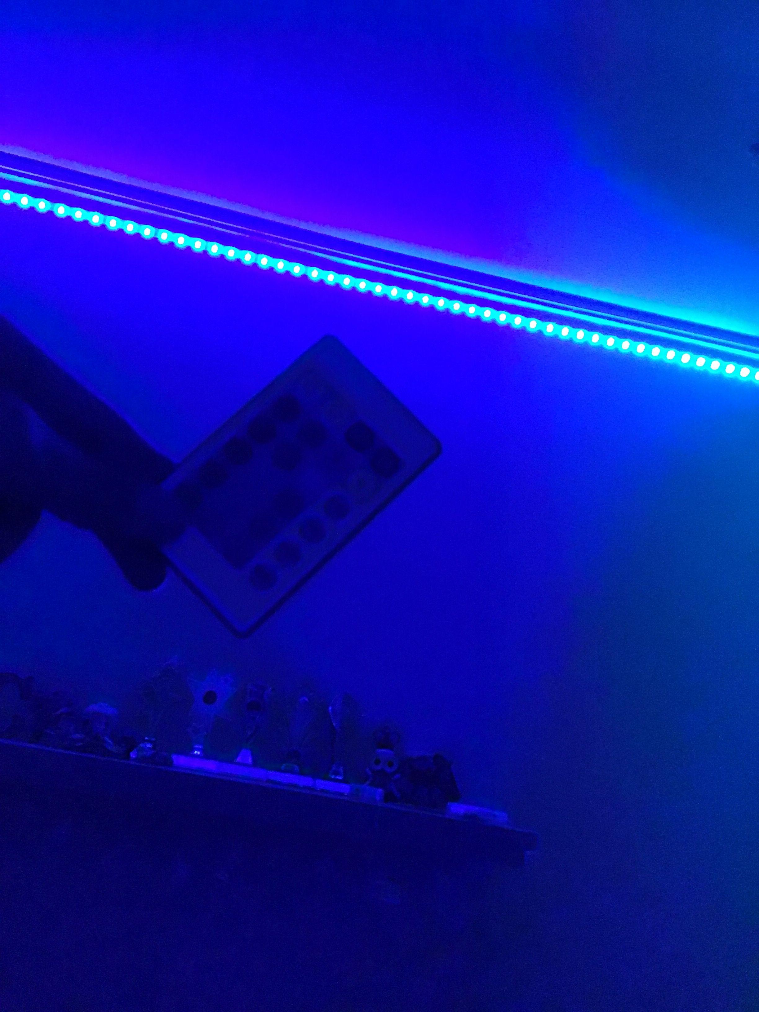 Lytworx Rgb Colour Changing Led Strip Light With Sound Sync In 2020 Led Strip Lighting Strip Lighting Led Strip
