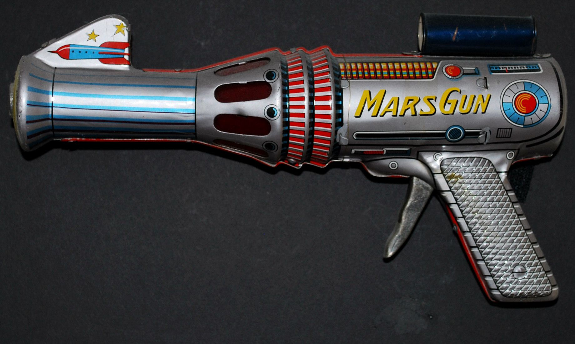 The coolest ray gun we've ever seen!