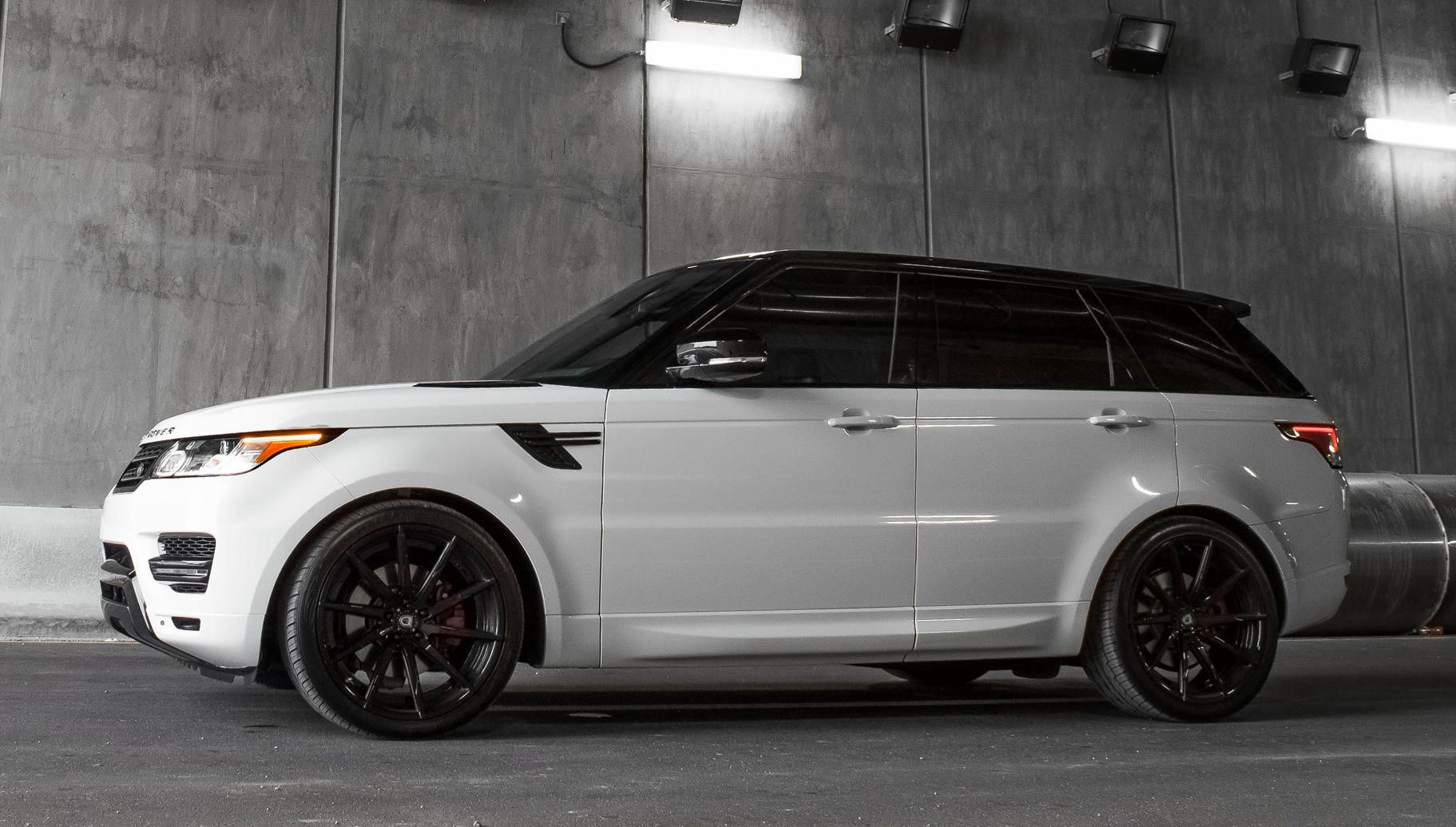 Lexani Custom Luxury Wheels Vehicle Gallery Range Rover Sport Autobiography Range Rover Supercharged Land Rover Discovery Sport