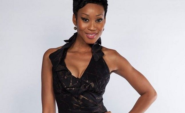 Kgomotso Christopher leaving 'Isidingo' | South african celebrities