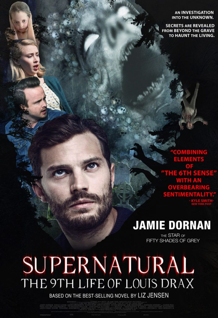The 9th Life Of Louis Drax New Movies On Dvd Pinterest