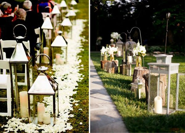 2014 Wedding Decoration Ideas-Using Lanterns