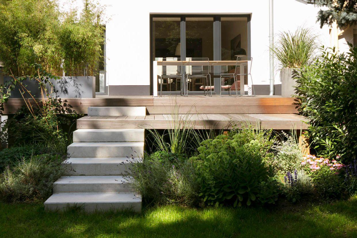 Location In Koln Mieten Stadthaus Lr2120 Stadthaus Gartengestaltung Hintergarten