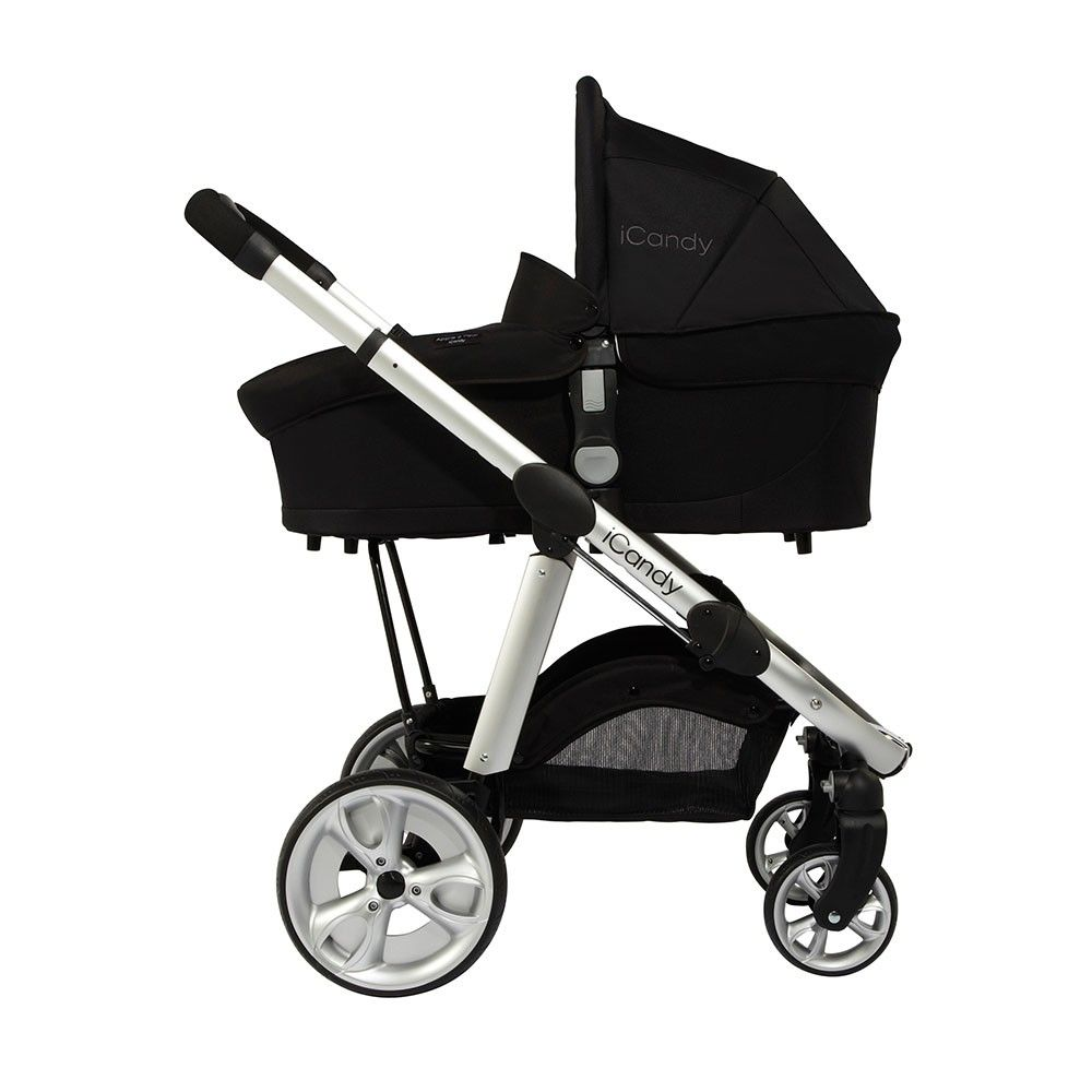 Oyster Double Pram Mothercare Icandy Apple 2 Pear Carrycot At Winstanleys Pramworld