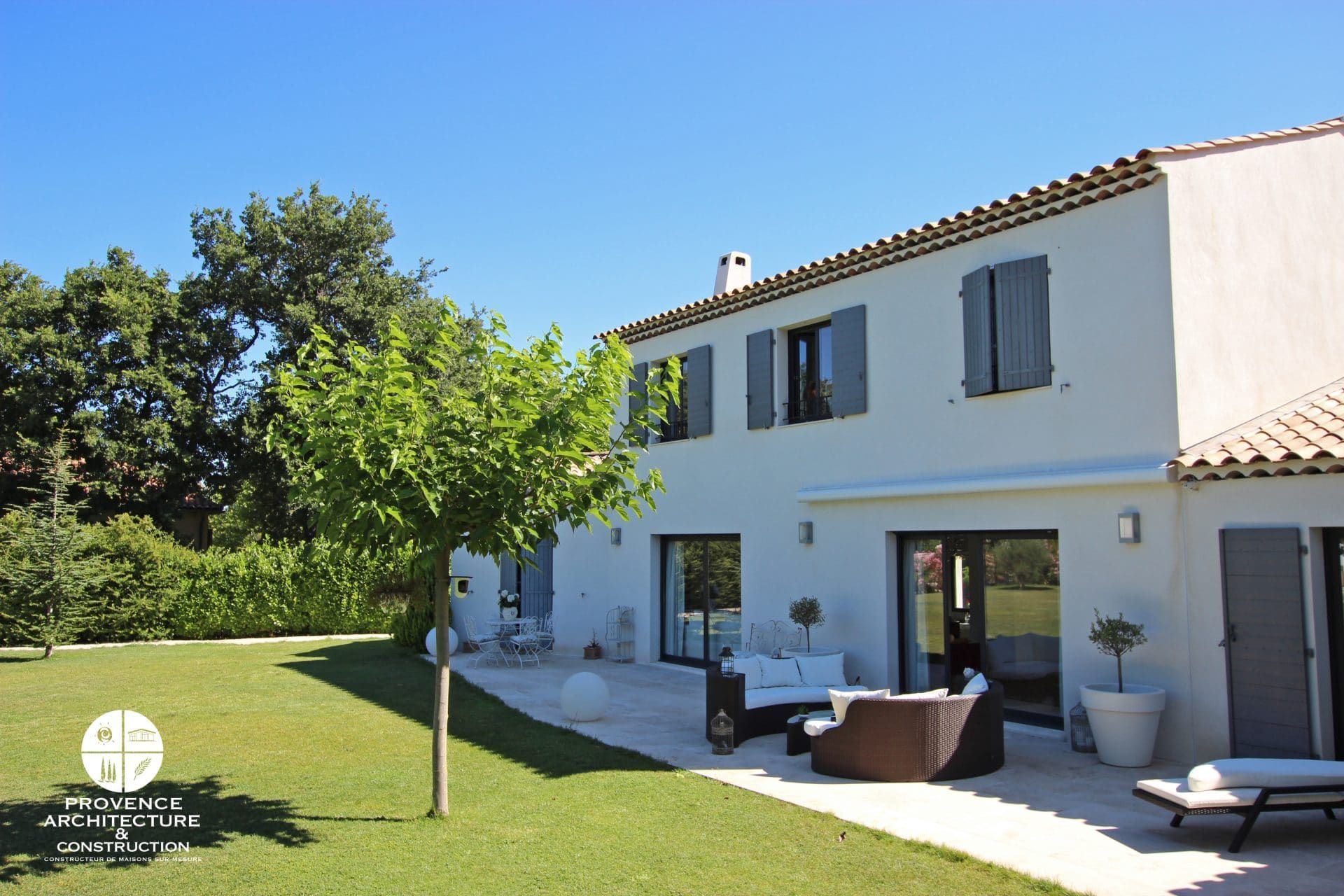 Constructeur De Maison Marseille intemporelle 6 - provence architecture   maisons toscanes