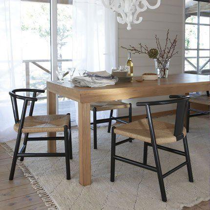 banc coffre angs ikea en 2018 d co maison pinterest table contemporaine chene massif. Black Bedroom Furniture Sets. Home Design Ideas