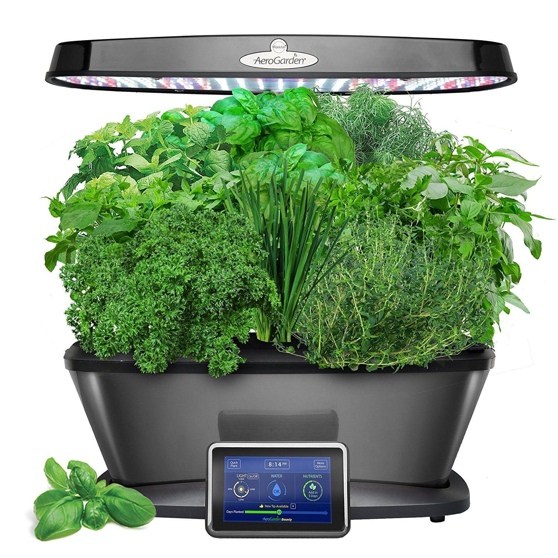 Amazon Com Aerogarden Bounty Elite With Gourmet Herb 400 x 300