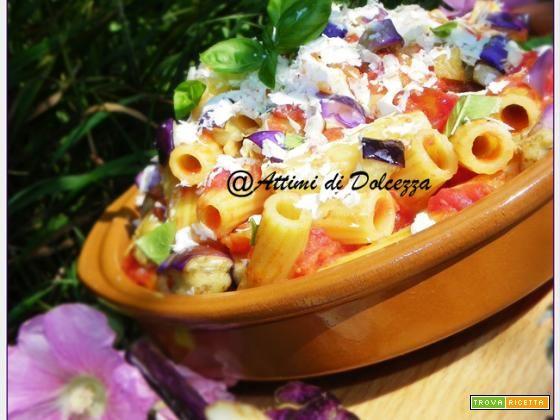 PASTA ALLA NORMA  #ricette #food #recipes