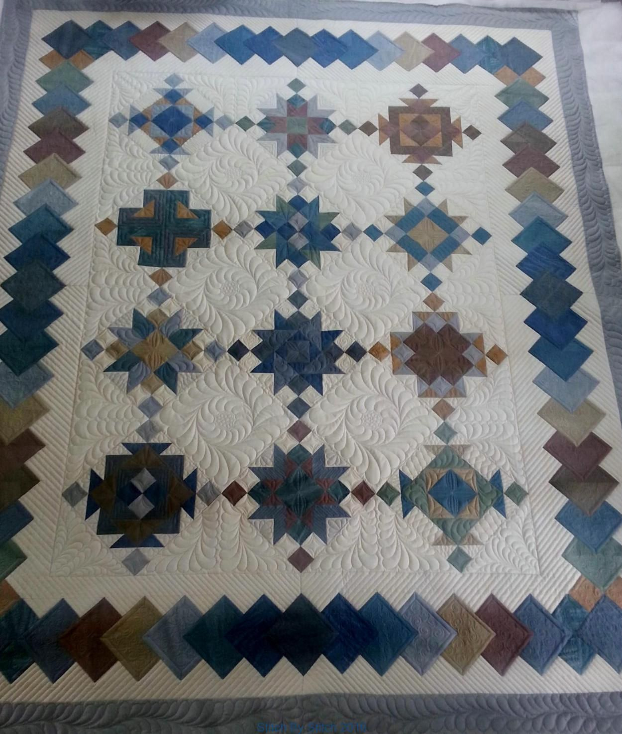A local quilt shop (Peggy's Sewing Center) did a Block of the ... : local quilt shops - Adamdwight.com