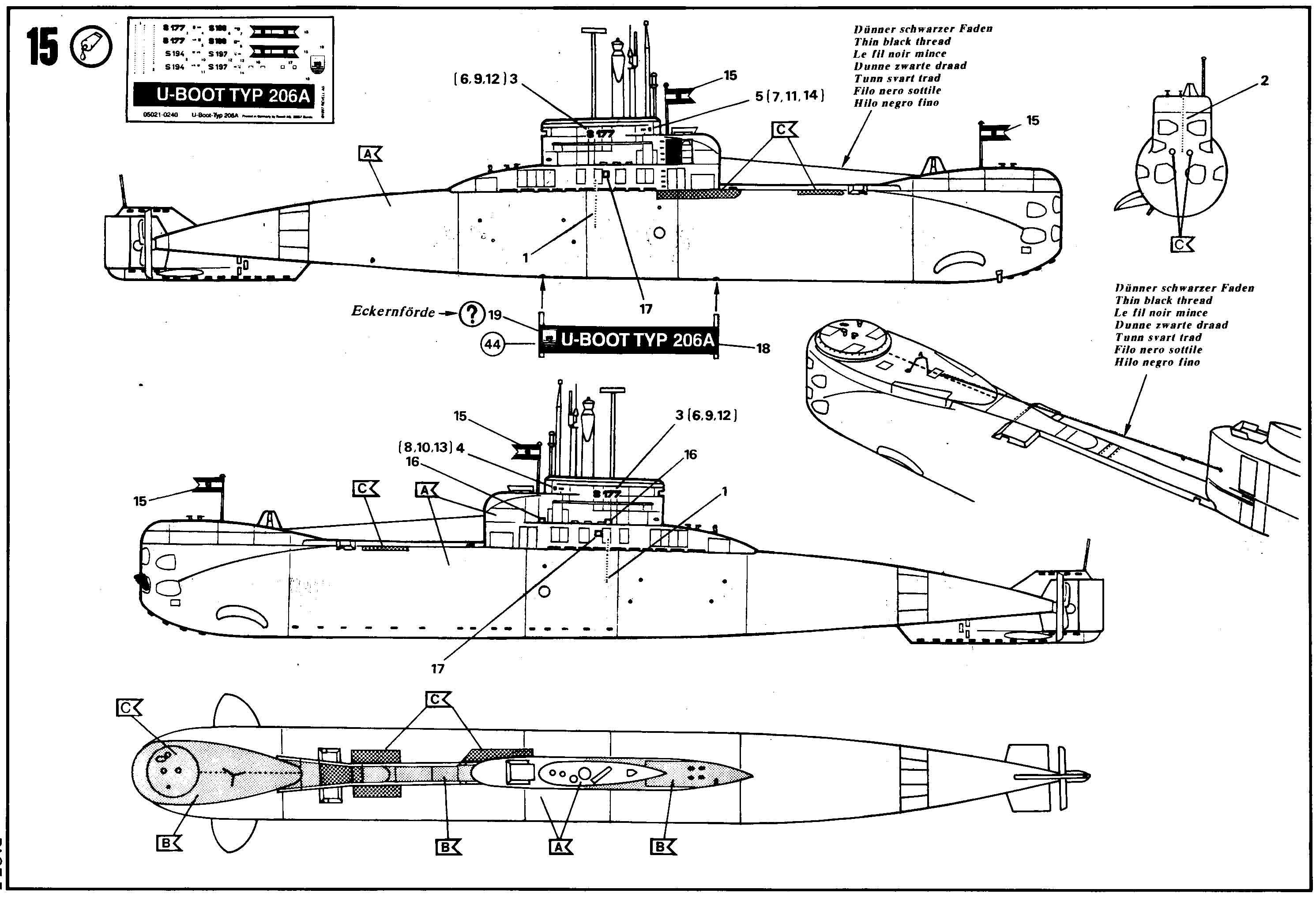 Diy Submarine Plans For Pinterest