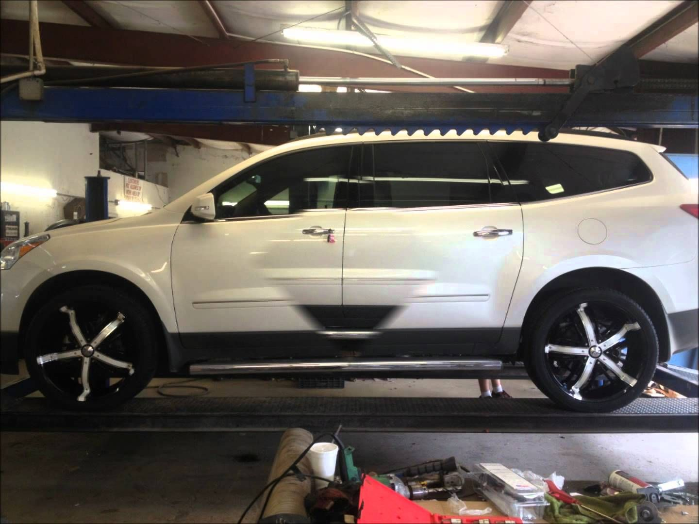 Rims on chevy traverse maxresdefault jpg