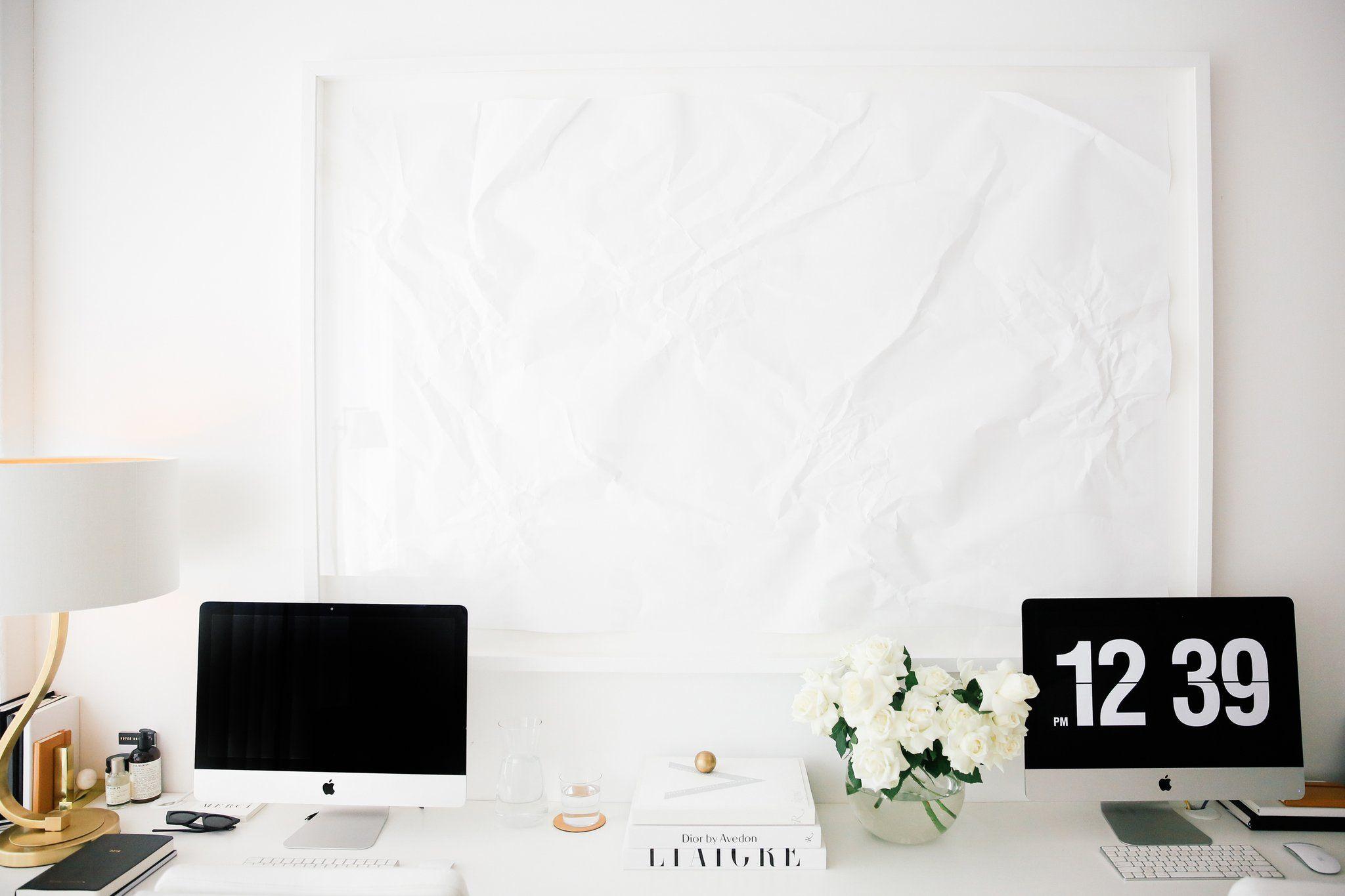An Organised Life With Hayley Bonham Founder Of La Porte Space Bonel Pr Maison D Amore Office Inspiration Life Organization Office Nook