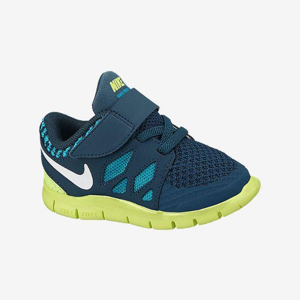 Nike Garçons Libre 5,0 Bébé Chaussure (2c-10c)
