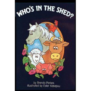 """who's in the shed?"""" by brenda parkes. #farm unit. 