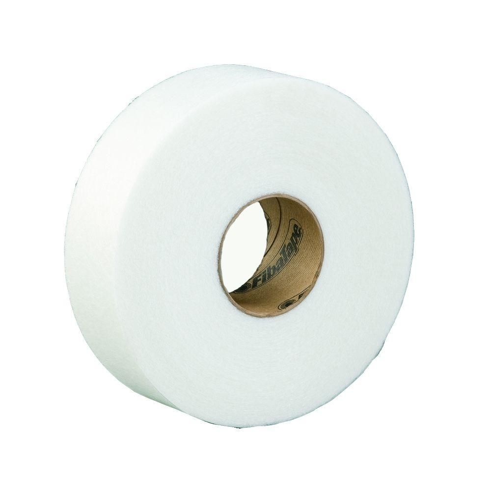 Drywall Paper Tape Saint Gobain Adfors Fibafuse 2 1 16 In X 75 Ft White Paperless