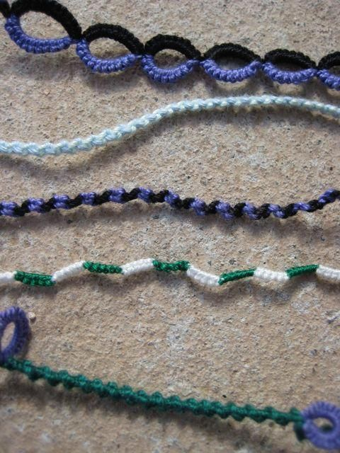 4 non-double-stitch chains.  Craftsy