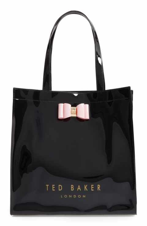 2e70eeed8db1 Ted Baker London Large Icon – Bethcon Bow Tote
