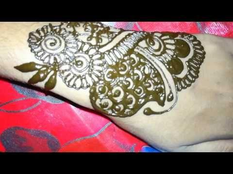 Mehndi For Eid : Mehndi for eid  hand