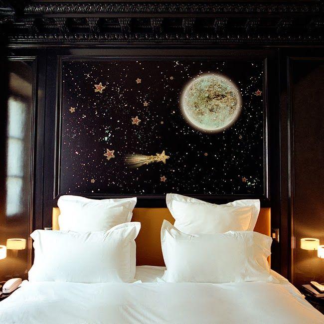 My Star Trek Bedroom I Can Live Vicariously Through Jack Bedroom Decor House Design Decor