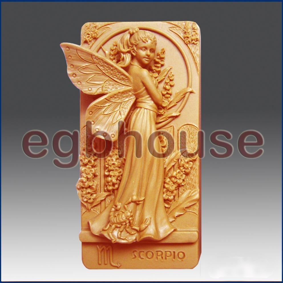 Zodiac scorpio fairy homestead at helsdottir cottage