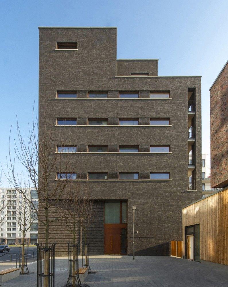 gallery of gemeinde stefan forster architekten 11 edificios mesita de noche y arquitectura. Black Bedroom Furniture Sets. Home Design Ideas