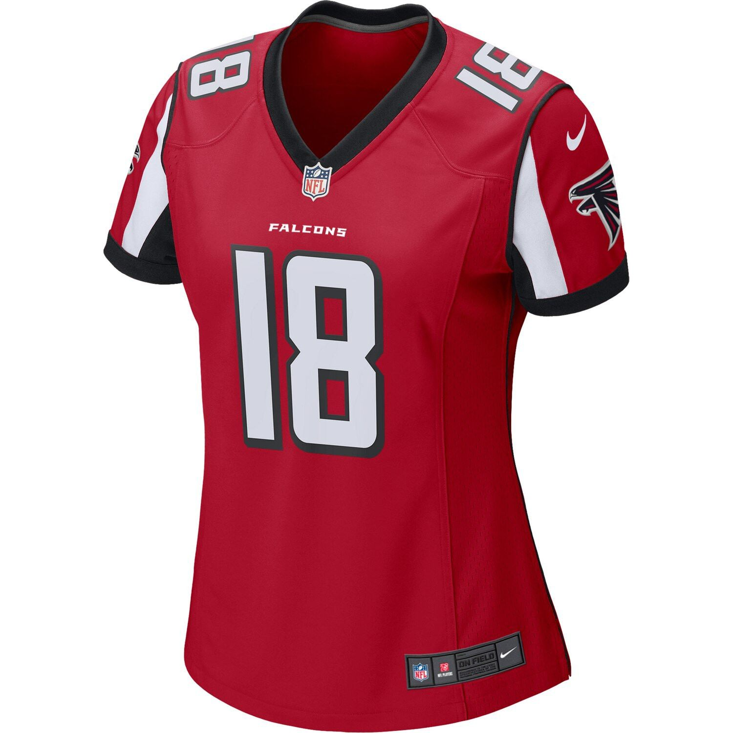 Women S Nike Calvin Ridley Red Atlanta Falcons Game Jersey Affiliate Calvin Aff Ridley Women Nike Nike Women Atlanta Falcons Game Calvin