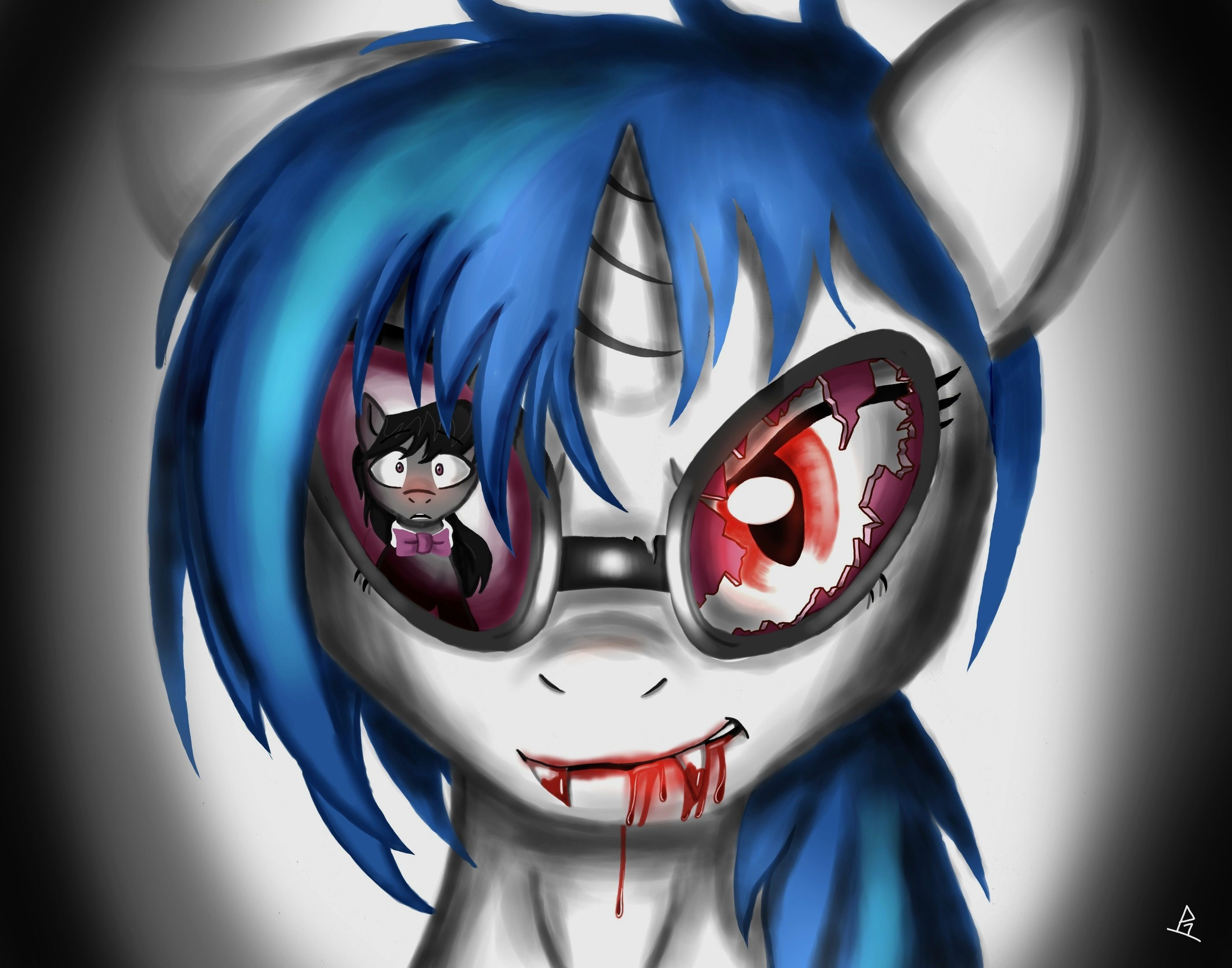 Ok This Is In My Roommate Is A Vampire It Is On Youtube Octavia