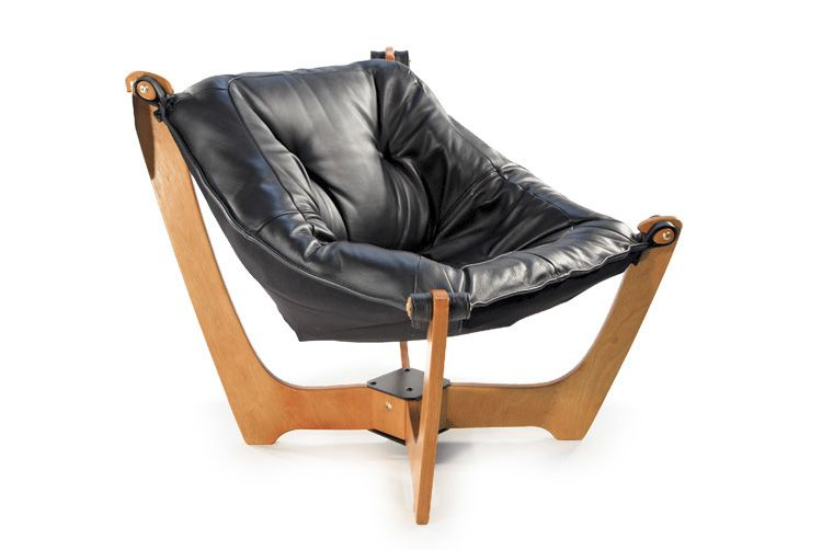 Pin By Riggi On New House Scan Design Leather Chair Sling Chair